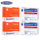 Biosterol + Testosterol250 66-264 Caps. Pro Testosterone Booster Muscle Growth