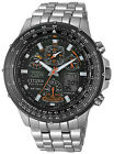 Citizen Promaster Titanium Sapphire Skyhawk Radio Men's Watch JY0080-62E