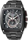 Citizen Eco-Drive Promaster Black IP Chrono-3D Sapphire Japan Watch AT0749-54E
