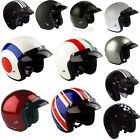 Viper RS-04 Open Face Retro Motorbike Helmet Motorcycle Scooter Crash Helemt