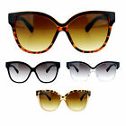 Womens Vintage Style Retro Oversized Butterfly Designer Fashion Sunglasses
