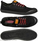 MENS DUNLOP VOLLEY INTERNATIONAL MENS WINTER VOLLEYS TENNIS BLACK SIZE SHOES