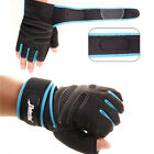 Weight Lifting Gym Glove Training Fitness Workout Wrist Wrap Exercise Sporting S