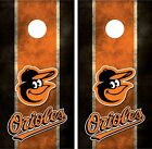 Baltimore Orioles Cornhole Board Decal Wrap Wraps on Ebay