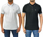 Mens Designer Duck & Cover Polo T Shirt Smart Collared Jersey Pique Top Elliott