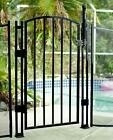 Sentry Safety Self Closing/ Self Latching Aluminum Pool Safety Fence Gate
