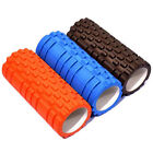 Grid Foam Trigger Point Hollow Yoga Roller Physio Injury Massage Textured