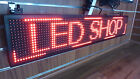 PROGRAMMABLE SCROLLING LED SIGN DISPLAY - TOP QUALITY + FREE KIT + FREE USB