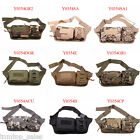 Military Army Tactical Waist Hip Bum Bag Fanny Pack Outdoor Travel Sport Hiking