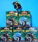 Mighty Morphin Power Rangers Battle Bike: Choice of Mammoth / Triceratops