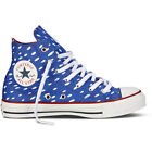 Converse Chuck Taylor All Stars Hi Unisex Footwear Shoe - Blue White All Sizes