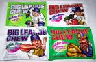 12 packs BIG LEAGUE CHEW Bubble Gum U CHOOSE FLAVOR FULL CASE ships LOOSE & FREE