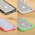 "For Apple iPhone 6s 4.7"" Case Slim Transparent Crystal Clear Hard TPU Cover New"
