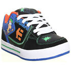 11596 Etnies Disney Ronin Kids Nubuck Leather Trainers