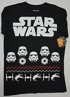 NWT Official Star Wars T Shirt Mens Black SS Clone Trooper S M L XL GENUINE NEW $6.78 USD on eBay