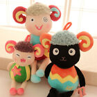 Newest plush toy metoo colorful sheep soft stuffed doll lamb birthday gift 1pc