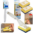 DISH WASHING UP BRUSH DISPENSER REFILL CLEAN SPONGE HOME KITCHEN FOOD POTS PANS