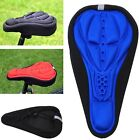 New Cycling Outdoor Bicycle Bike Saddle Silica Gel Soft Cushion Pad Seat Cover S