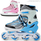 2 in 1 Roller Inline Ice Skates Blades Girl Boy Size M 34-37 Adjustable Solution