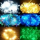 88G - 200 / 300 / 500 LED String Fairy Lights Wedding Party Xmas Christmas