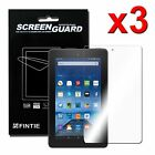 3xHD Clear Screen Protector Films for Amazon Kindle Fire HD 6 / 7 / 8.9 / 8th PW