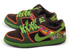 Nike Dunk Low Premium SB QS De La Soul Safari/Altitude Green-Brown 789841-332