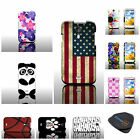 For BLU Studio 5.0 D530 D520 - Hard Slim Vibrant Design Plastic Cover Phone Case