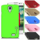 For LG Access / F70 Case Slim Thin Rubberized Matte Phone Cover