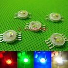 1 5 10pcs 4W RGBW high power led bead Red Green Blue White For stage lamp DIY