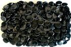 18mm Black Size 28L Quality 4 Hole Large Buttons Various Pack Sizes (BB36)