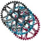 eThirteen Range Extender EX Cog - Sram 42T For 1x10 Black, Red or Blue