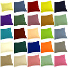 Real 1000TC Ultra Soft Pillow shams Solid Pair 2PC 100% Egyptian Giza Cotton