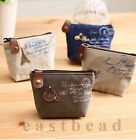 Retro Fashion Womens Lady Girl Vintage Coin Bag Purse Wallet Card Case Handbag