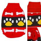 Winter Pet Dogs Cat Warm Knitwear Sweater Small Puppy Coat Apparel Clothes XS-L