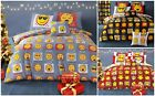 Smiley Duvet Cover with Pillowcase Quilt Cover Bedding Set Emoji Emoticon