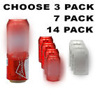 CHOOSE YOUR QTY HIDE A BEER CAN SODA COVERS CAMO WRAP SLEEVES DISGUISE