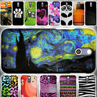 Unique Design Slim Hard Protector Shell Phone Cover Case for HTC One (E8)