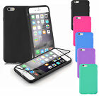 Fullbody TPU Silicone Smartphone Cover Bumper Protection Case Etui Wallet