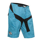 Troy Lee Designs TLD Down Hill MTB Mountain Bike Shorts Cyan Blue