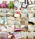 Duvet Cover & PillowCase Quilt Cover Bedding Set Single Double King Embellished