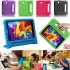 New Kids Safe Shock Proof Case Handle Cover For Samsung Galaxy Tab A / S / 3 / 4