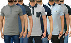 Mens GA Polo Shirt T Tee Collared Smart Dressy Top Pique Variety Styles & Colour