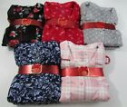 Pajamas Womens Size 2X Plus Nwt Croft Barrow Minky Micro Fleece New