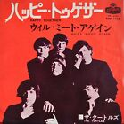 "The Turtles Happy Together Japan 7"" Picture Sleeve 1967 King TOP-1138"