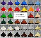Kyпить LEGO - Minifigure Torso Plain - PICK YOUR COLOR - Solid Monochrome Blank Town на еВаy.соm