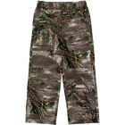 New Boy's Realtree Mossy Oak Scent-Control Camouflage Hunting Pants S - XXL 7186