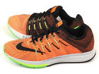 Nike Air Zoom Elite 8 Running Shoes Total Orange/Black-Ghost Green 748588-803