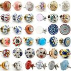 Large Selection Of Ceramic Door Knobs Handle Cabinet Cupboard Drawer Pull