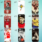 Arsenal F.C. Hard Back Skin Case Cover for iphone 4/5/6 Samsung S3 S4 S5 Note3