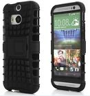Shockproof Gorilla Style Case Cover For Various Mobile Phones + Screen Protector
